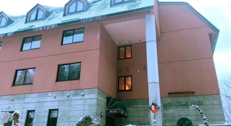 ホテルステラベラ
