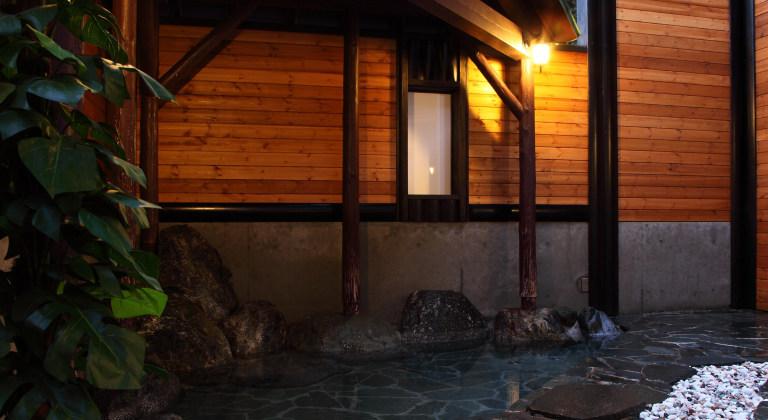 温泉付ホテルクラス
