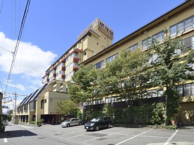 ホテル水明館(湯田中温泉郷)