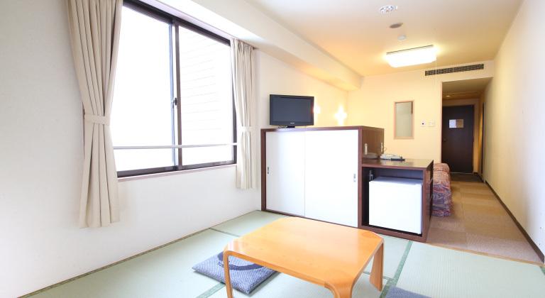 東館8階和洋室一例