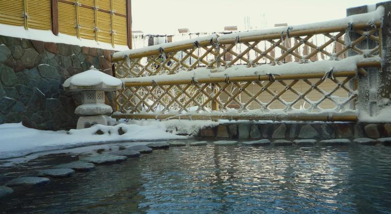 志賀高原温泉付ホテルクラス