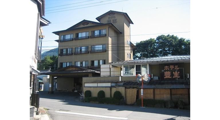 ホテル豊生(湯田中温泉郷)