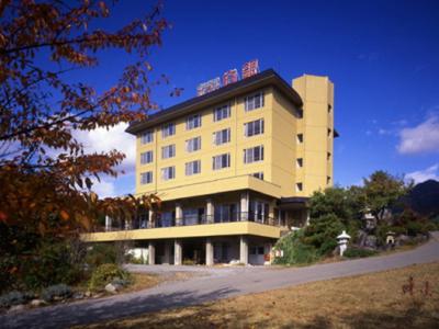 ホテル白銀(湯田中温泉郷)