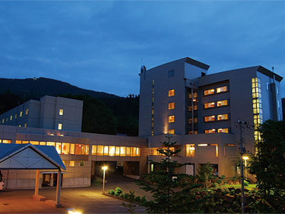 蔵王国際ホテル(横倉ゲレンデ)